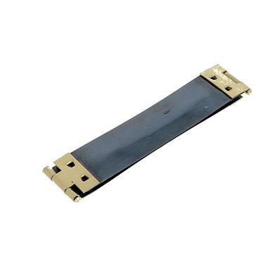 Fermoir à cliquet monté - CLAC CLAC - 7,2x1,5 cm