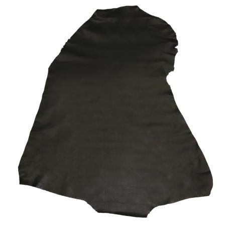 Peau de cuir de kangourou fin - NOIR A94 - 2' choix