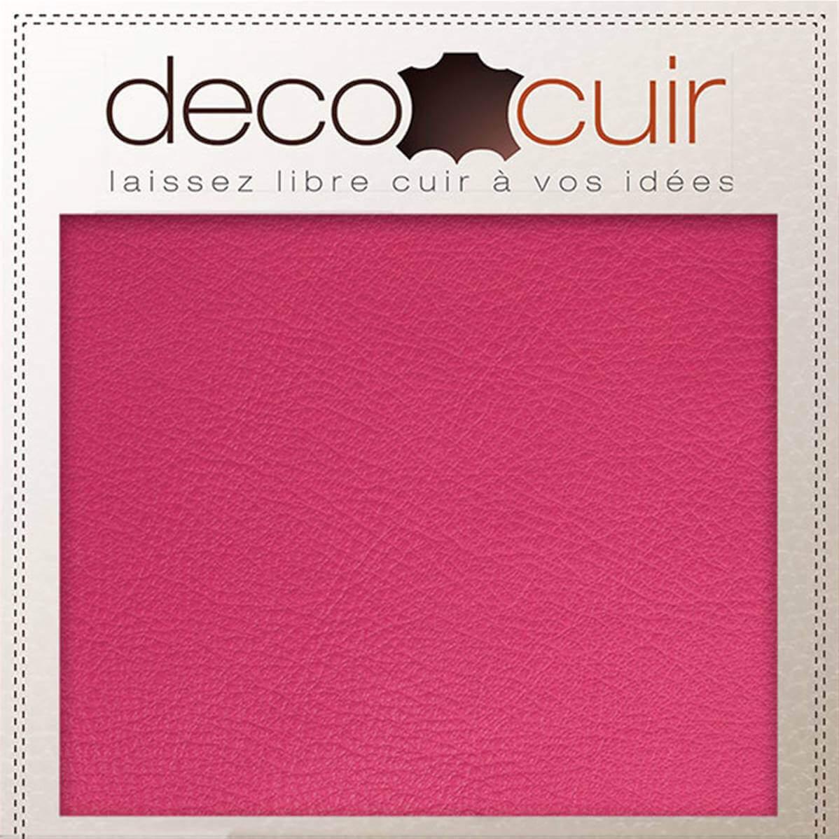 Morceau de cuir SWEET 2 - ROSE FUCHSIA