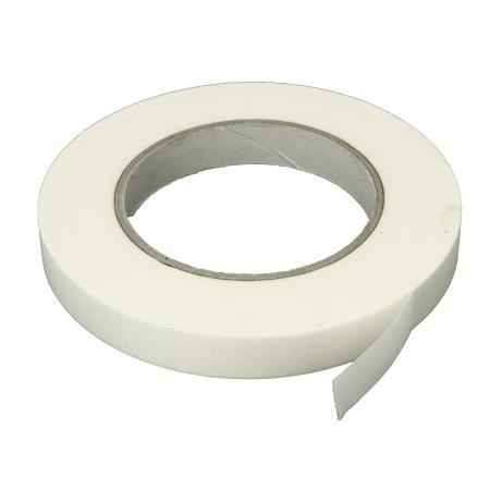 Ruban adhésif indéchirable blanc - Largeur 15 mm