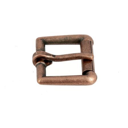 Boucle à rouleau YOU - VIEUX CUIVRE - 19 mm - Tandy Leather