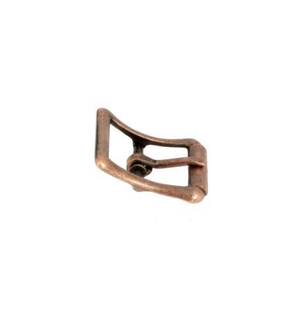 Boucle à faux rouleau TIM - VIEUX CUIVRE - 16 mm - Tandy Leather