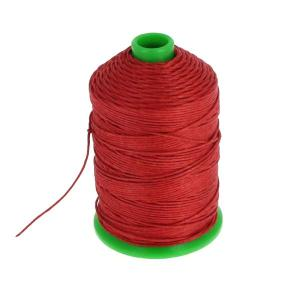 Bobine fil de lin satiné CAMPBELL'S - 232 - d = 0,76 mm - ROUGE