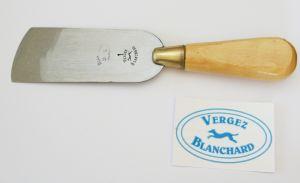 Couteau à parer oblique DROITIER N°1 (44 mm) - Vergez Blanchard