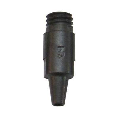 Embout de rechange pour pince en acier forgé - 3 mm