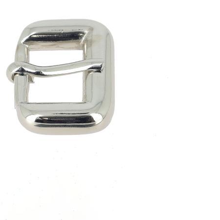 Boucle à ardillon - NICKELÉ - 16 mm
