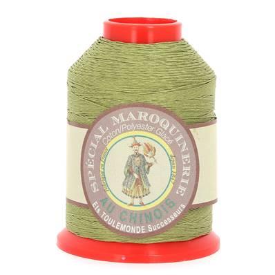 Fil Spécial Maroquinerie polyester coton - 28/4 - 0,52 mm - MOUSSE