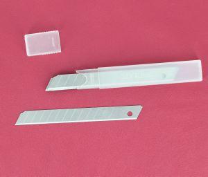 Lot de 10 lames de rechange pour cutter 9 mm - qualité standard