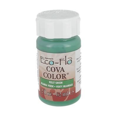 Peinture opaque à base d'eau - VERT - Cova Color Eco Flo n°5