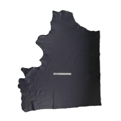 Grand morceau de cuir de vachette SWEET 2 - NOIR - 2,15 m²
