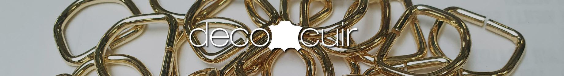 finition accessoire doré clair