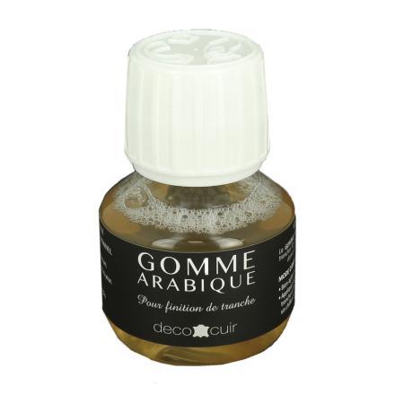 Gomme arabique pour finition de tranche - 60 ml