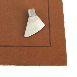 Filet simple profilé - 1 mm pour fer à fileter