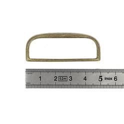Passant de ceinture 45 mm - LAITON VIEILLI