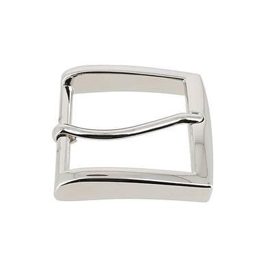 Boucle de ceinture MAX - NICKELE - 40 mm
