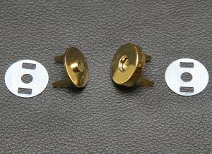 TOP Magnetic - Fermoir magnétique - d=18 mm - Doré