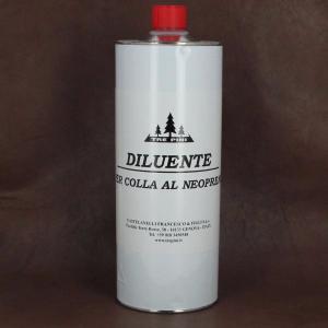 Bidon de 1 litre de DILUANT pour colle néoprène