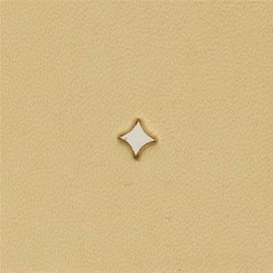 Embout emporte-pièce de précision - LOSANGE - 5x5 mm