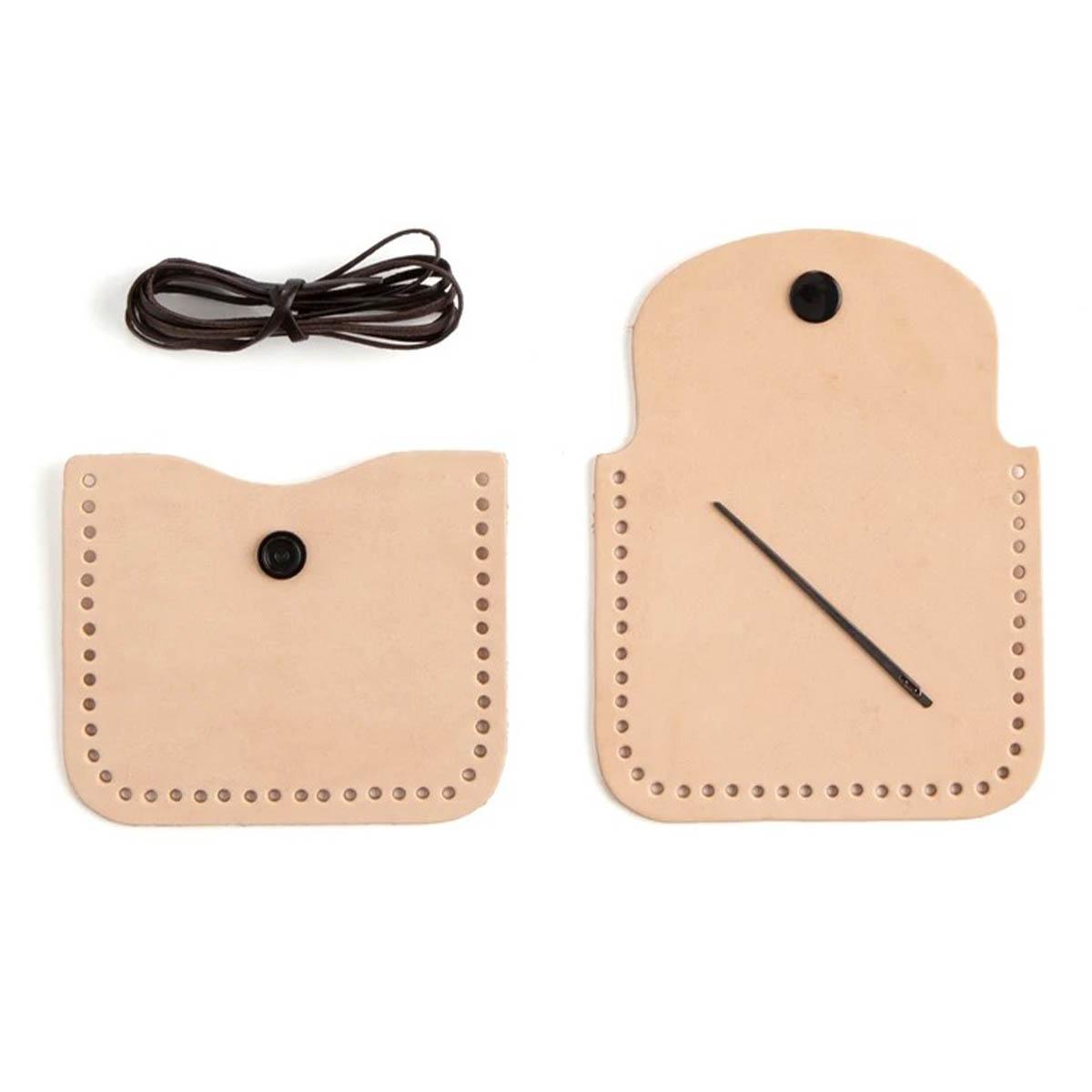 Kit pour porte-monnaie rectangle - 4107
