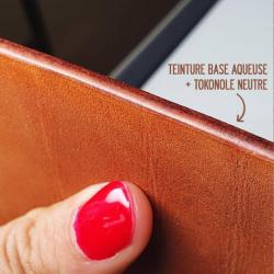 Tokonole - Gomme de finition pour cuir - 120 g - Neutre