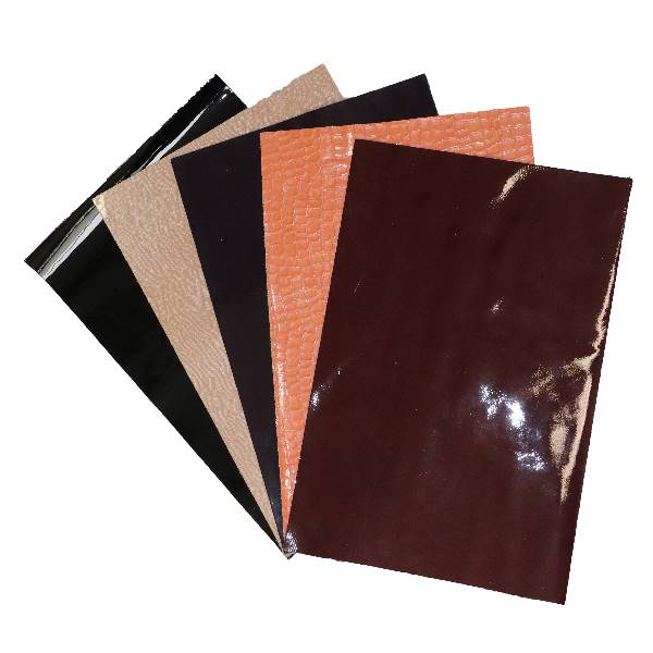 Lot SURPRISE de 5 morceaux de cuir DIVERS de dimension 20x30 cm - VERNI