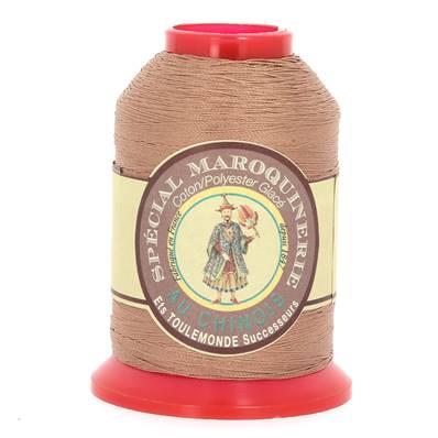 Fil Spécial Maroquinerie polyester coton - 28/2 - 0,38 mm - DAIM