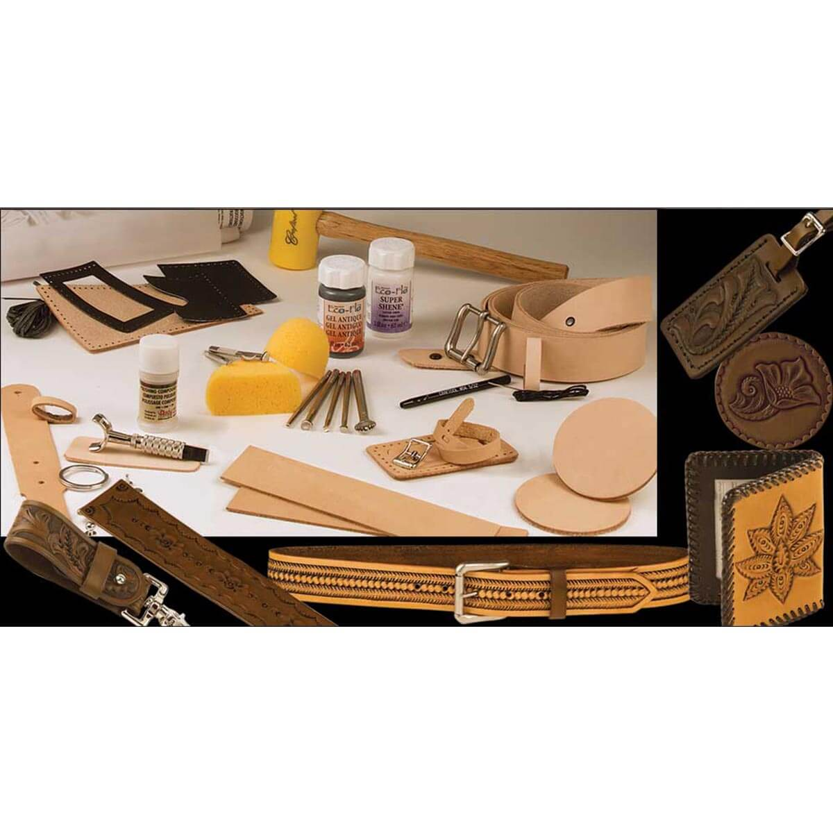 "Kit complet ""DELUXE CARVING"" - 55402"