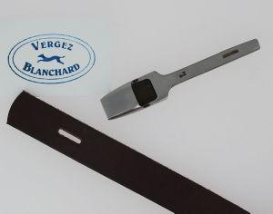 Emporte pièce à frapper à enchapure 3x16 mm - VERGEZ BLANCHARD n° 7