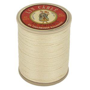 Bobine fil de lin au chinois câblé glacé - 332 - BIS 571