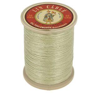 Bobine fil de lin au chinois câblé glacé - 432 - GRIS 359