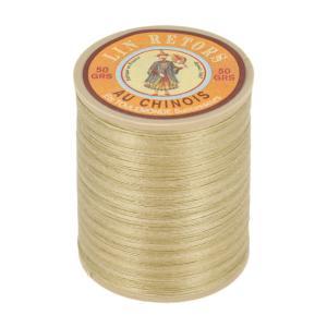 Bobine fil de lin au chinois retors extra glacé n°40 - GABARDINE 282
