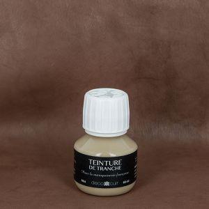Finition de tranche ARGILE MAT - Deco Cuir - 60 ml