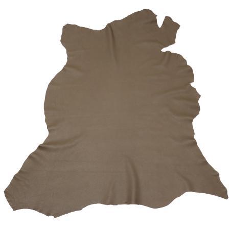 Peau de cuir de cerf - TAUPE C48