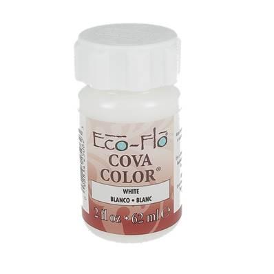 Peinture opaque à base d'eau - BLANC - Cova Color Eco Flo n°8