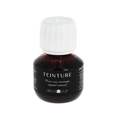 Teinture base aqueuse Deco Cuir - ROUGE - 60 ml