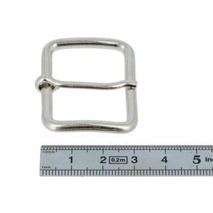 Boucle à ardillon - NICKELE - 35 mm