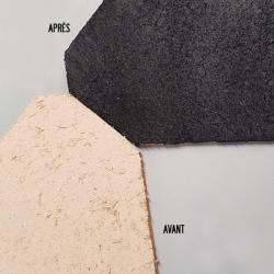 Tokonole - Gomme de finition pour cuir - 120 g - NOIR