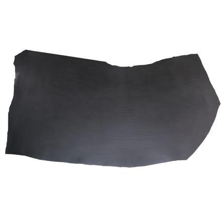 Collet tannage végétal - NOIR - Épaisseur 2,5 mm