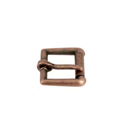 Boucle à rouleau YOU - VIEUX CUIVRE - 13 mm - Tandy Leather