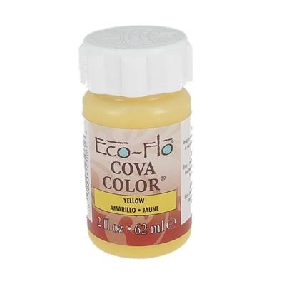 Peinture opaque à base d'eau - JAUNE - Cova Color Eco Flo n°7