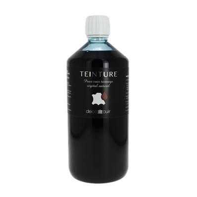 Teinture base aqueuse Deco Cuir - BLEU TURQUOISE - 1 litre