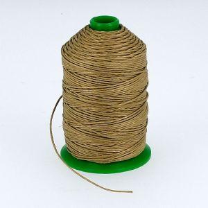 Bobine fil de lin satiné CAMPBELL'S - 232 - d = 0,76 mm - BEIGE