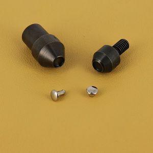 Jeu de pose machine pour rivets double calotte taille 2 - Premium