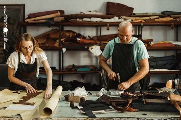 deco cuir spécialiste travail du cuir