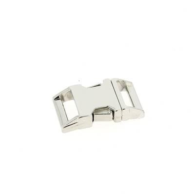Fermeture clip - NICKELE - 16 mm