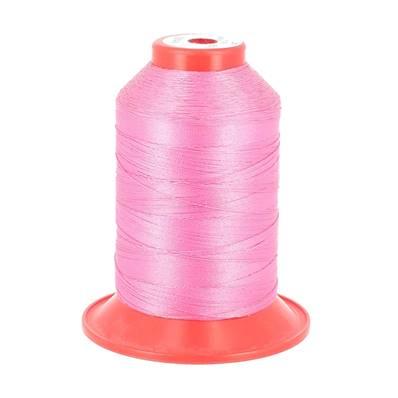 Bobine de fil polyester N°40 - 1200 m - ROSE 1429
