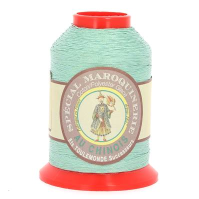 Fil Spécial Maroquinerie polyester coton - 28/2 - 0,38 mm - JADE