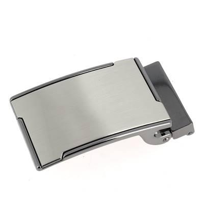 Boucle de ceinture à griffe KEO - CANON DE FUSIL ET SATINÉ - 35 mm