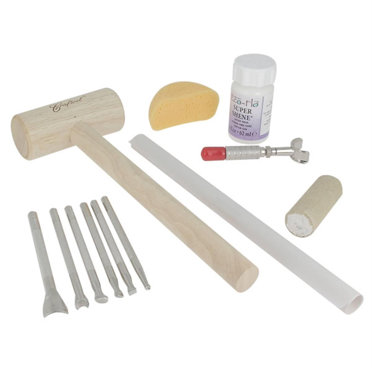 "Kit complet ""BASIC CARVING"" - 55401"