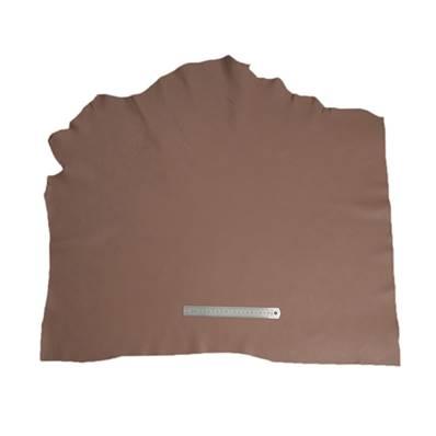 Grand morceau de cuir de vachette SWEET 2 - TAUPE